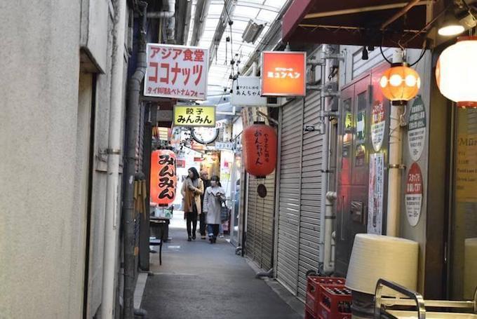 吉祥寺ハモニカ横丁