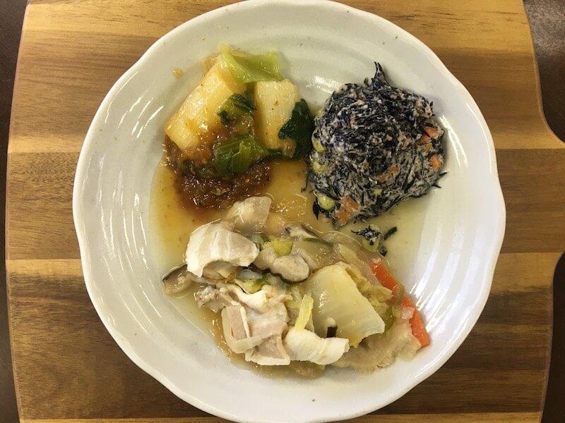国産竹の子入り八宝菜おかずセット