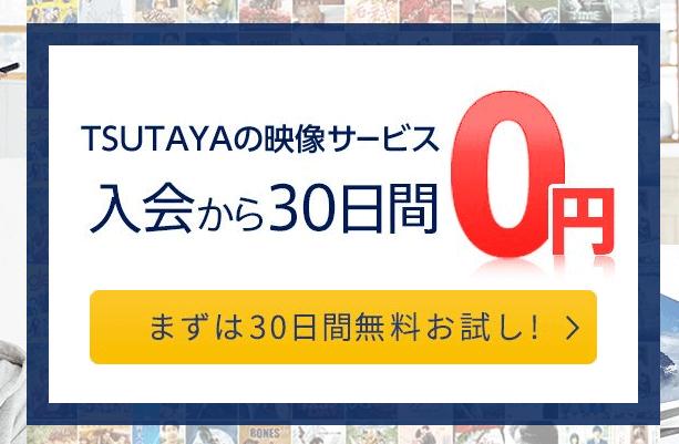「TSUTAYADISCAS 30日無料」の画像検索結果
